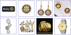 How do you wear Rotary?