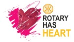 Rotary Has Heart Logo